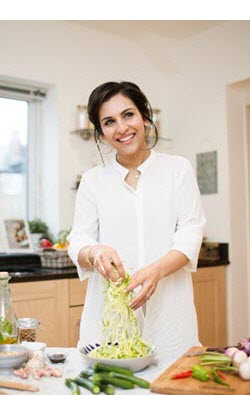About Shakela Shan - passionate about healthy nutrition foods
